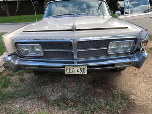 1965 Chrysler Imperial for sale in Cadillac, MI