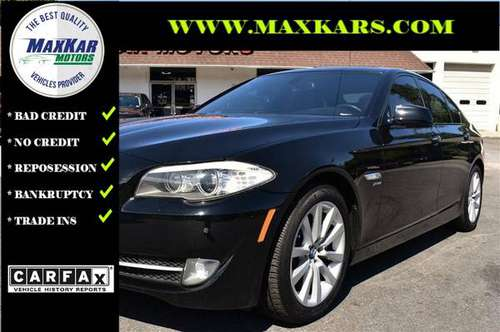 2012 BMW 5 SERIES 528xi AWD Navigation for sale in Fredericksburg, VA