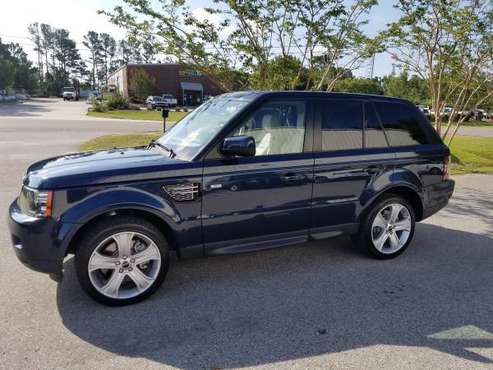 2012 Range Rover Sport HSE Lux for sale in Wilmington, NC
