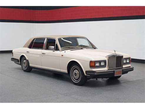 1983 Rolls-Royce Silver Spur for sale in Gilbert, AZ