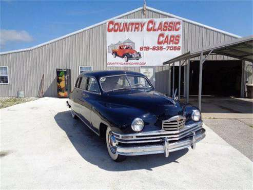 1948 Packard Super Eight for sale in Staunton, IL