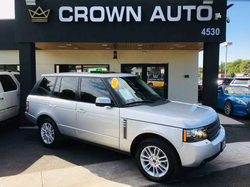 2012 Land Rover Range Rover HSE AWD Fully Loaded (Brand New Tires) for sale in Englewood, CO