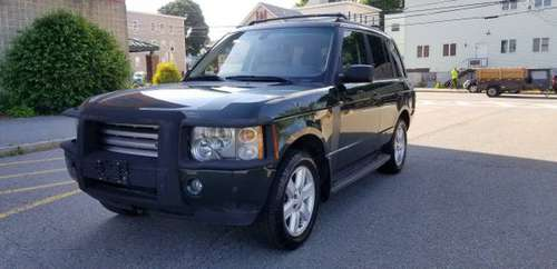 2004 Range Rover HSE for sale in Lowell, MA