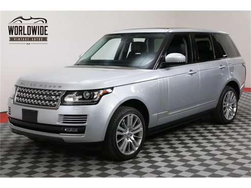 2014 Land Rover Range Rover for sale in Denver , CO