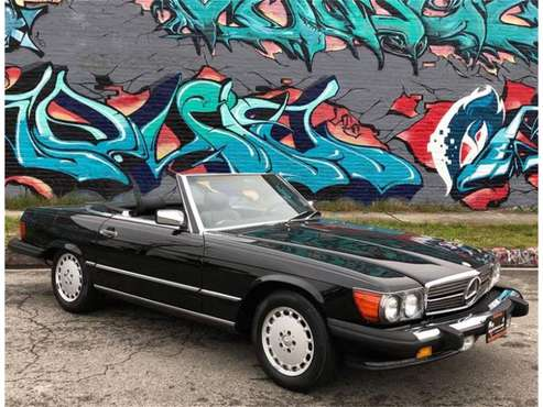 1988 Mercedes-Benz 560 for sale in Los Angeles, CA