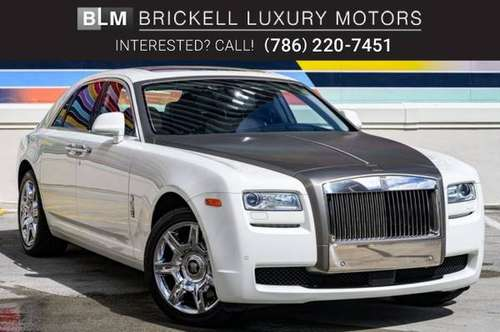 2012 Rolls-Royce Ghost for sale in Miami, FL