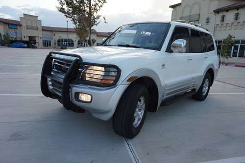 2001 Mitsubishi Montero Limited, 4x4 for sale in Dallas, TX
