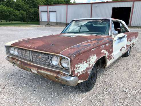 Project 1967 Dodge Coronet RT #208188 - cars & trucks - by dealer -... for sale in Sherman, IL
