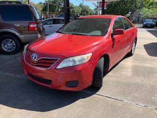 Low Down $700! Bad Credit? 2011 Toyota Camry for sale in Houston, TX