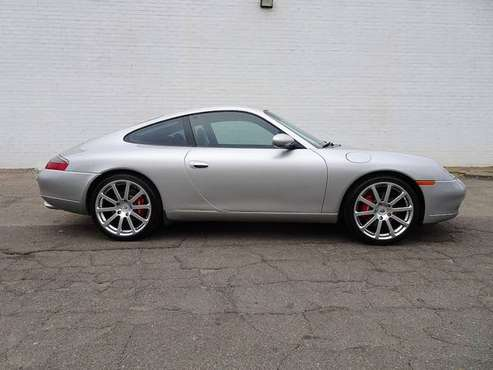 Porsche 911 Carrera 2D Coupe Sunroof Leather Seats Clean Car Low Miles for sale in Danville, VA