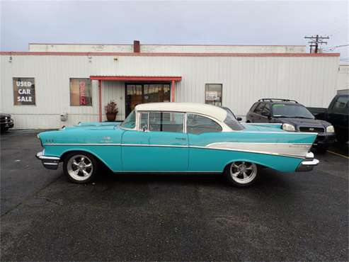 1957 Chevrolet Bel Air for sale in Tacoma, WA