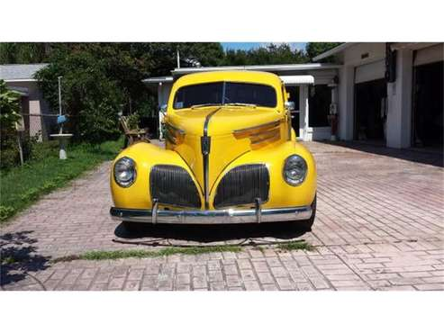 1939 Studebaker Commander for sale in Cadillac, MI