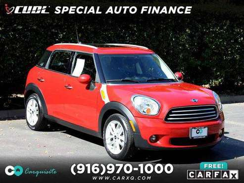 2014 MINI Countryman Cooper 4dr Crossover **Very Nice!** for sale in Roseville, CA