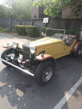 1934 fraser nash kit car - cars & trucks - by owner - vehicle... for sale in Shingle Springs, CA