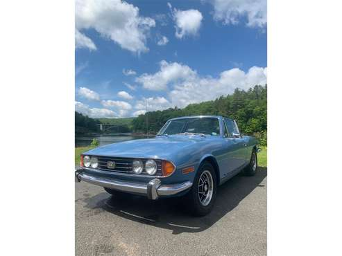 1973 Triumph Stag for sale in Honesdale, PA