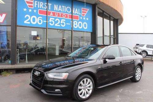 2015 Audi A4 Premium HABLAMOS ESPANOL! - cars & trucks - by dealer -... for sale in Seattle, WA