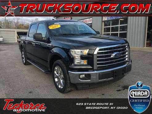 2017 Ford F150 XLT SuperCrew 5.0L Only 36K Loaded With Options! for sale in Bridgeport, NY