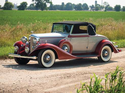 1933 LaSalle Coupe for sale in Auburn, IN