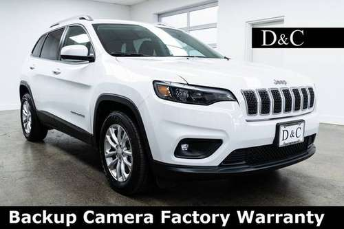 2019 Jeep Cherokee Latitude SUV - cars & trucks - by dealer -... for sale in Milwaukie, OR