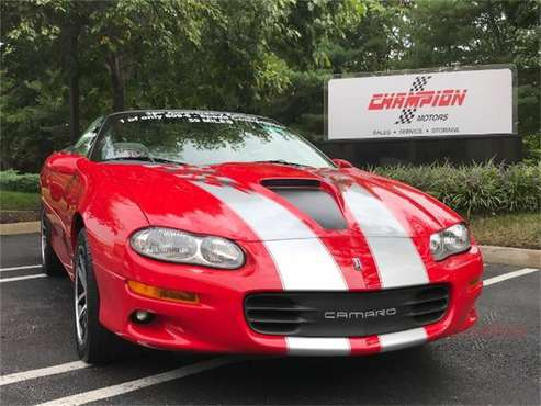2002 Chevrolet Camaro for sale in Syosset, NY