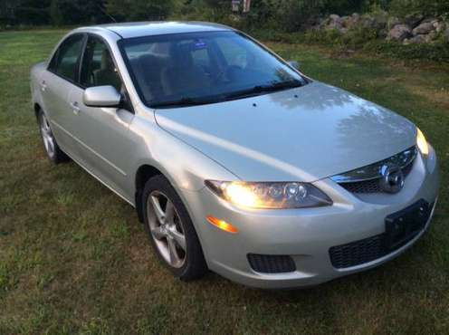 2006 Mazda 6 FINANCING AVAILABLE! for sale in Windham, ME