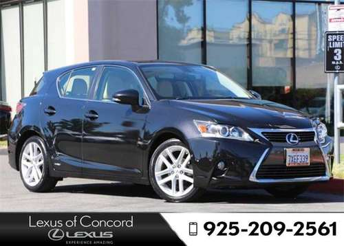2017 Lexus CT 200h Monthly payment of for sale in Concord, CA