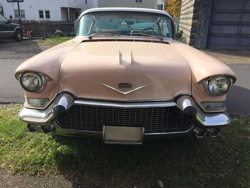 1957 Cadillac Coupe DeVille for sale in Johnstown , PA