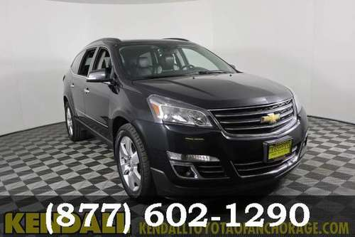 2014 Chevrolet Traverse BLACK Low Price..WOW! for sale in Anchorage, AK