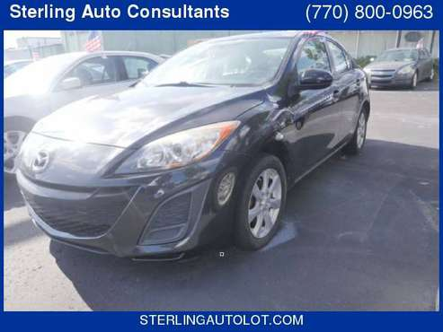 2011 Mazda MAZDA3 i Touring 4-door OWN YOUR CAR IN 2 YEARS NOT 5 for sale in Tucker, GA