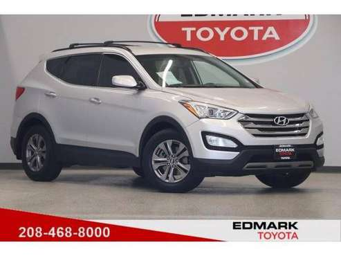 2013 Hyundai Santa Fe Sport hatchback Moonstone Silver for sale in Nampa, ID