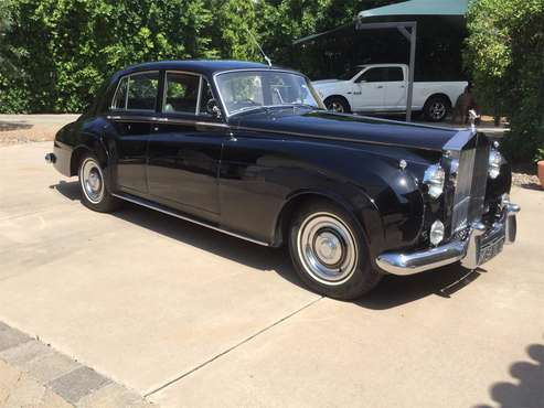 1960 Rolls-Royce Silver Cloud II for sale in Scottsdale, AZ