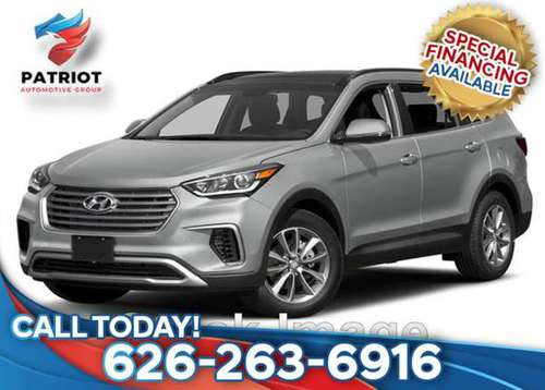 2017 Hyundai Santa Fe Sport Utility SE Front-wheel Drive - cars &... for sale in El Monte, CA