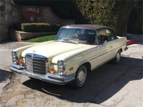 1971 Mercedes-Benz 280SE for sale in Astoria, NY