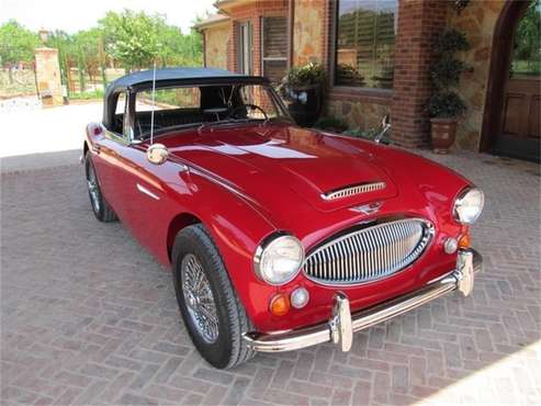 1967 Austin-Healey 3000 for sale in Liberty Hill, TX