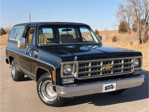 1978 Chevrolet Blazer for sale in Lincoln, NE