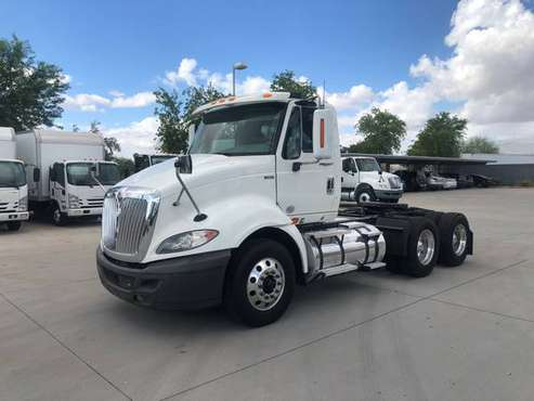 2014 INTERNATIONAL PROSTAR DAY CAB WITH MAXXFORCE 13 for sale in El Paso, TX