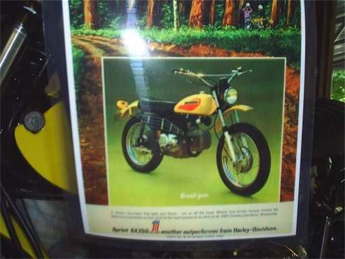 1972 Harley-Davidson Motorcycle for sale in Cadillac, MI