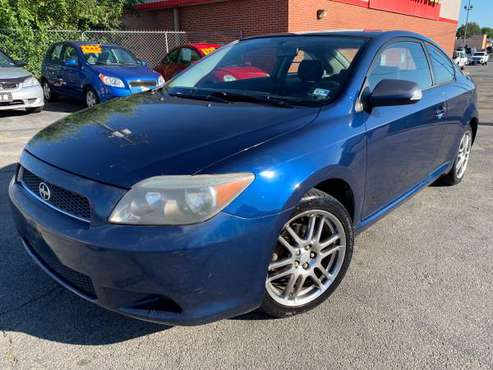 2005 Scion TC 2DR Coupe Automatic Cold A/C ONLY 129K miles for sale in Roanoke VA, VA