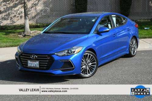 2017 Hyundai Elantra Sport - Call or TEXT! Financing Available! for sale in Modesto, CA