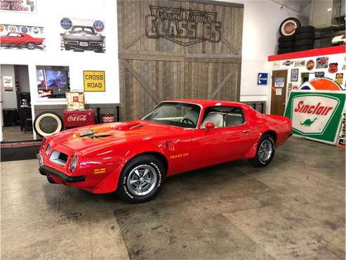1974 Pontiac Firebird Trans Am for sale in Grand Rapids, MI