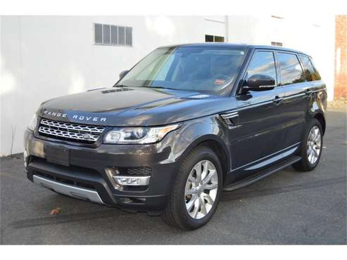 2015 Land Rover Range Rover for sale in Springfield, MA