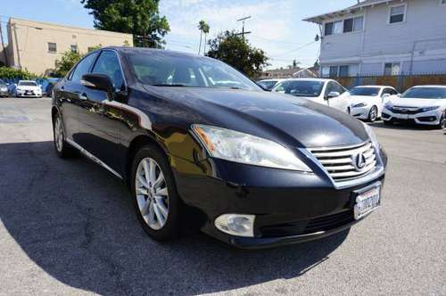 2011 LEXUS ES350 CLEAN TITLE,CLEAN CAR FAX!!! for sale in Los Angeles, CA