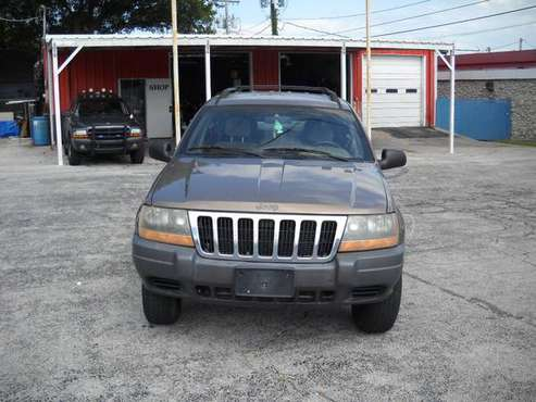 2001 Jeep Grand Cherokee for sale in Tulsa, OK