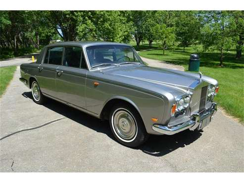 1969 Rolls-Royce Silver Shadow for sale in Carey, IL