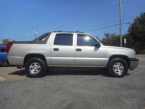 CHEVY AVALANCHE LS CREW CAB-TRADES WELCOME*CASH OR FINANCE for sale in Benton, AR
