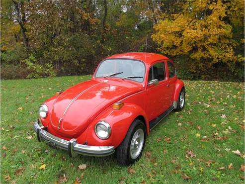 1972 Volkswagen Super Beetle for sale in Saratoga Springs, NY