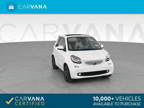 2017 smart fortwo cabrio Proxy Cabriolet 2D Convertible White - for sale in Las Vegas, NV