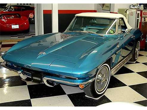 1965 Chevrolet Corvette for sale in Malone, NY