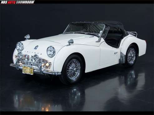 1962 Triumph TR3B for sale in Milpitas, CA