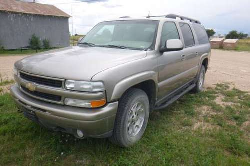 2003 Chevy 4x4 Suburban for sale in Springer, NM